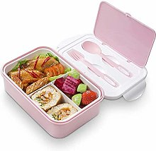ZHENAO Lunch Box, Leakproof Box for Kids Adults,