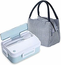 ZHENAO Lunch Box,Microwave-Heated Lunch Box, Adult