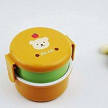 ZHENAO Lunch Box,Portable Children's Fruit