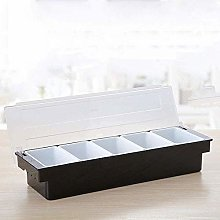 ZHENAO Lunch Box Seasoning Box Lunch Box Fruit
