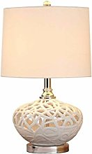 zhenao New Chinese Bedside Lamp Bedroom Romantic