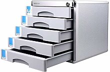 ZHENAO Office File Cabinet Multi-Functional Filing