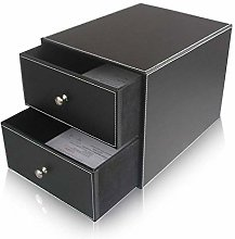 ZHENAO Office Storage Box Office Supplies Desktop