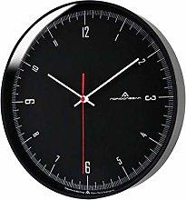 ZHENAO Quality Quartz Wall Clock, Metal Wall Clock
