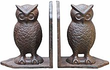 ZHENAO Sculpture Decoration Garden Owl Statue, Owl