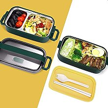 ZHENAO Stainless Steel Bento Box for Adults &Amp;