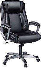 ZHENG Computer Chair Gaming Chair High-Back PU
