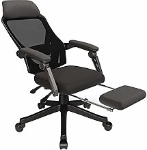 ZHENG Computer Chair Gaming Chair Swivel Chair