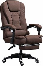 ZHENG Computer Chair Gaming Chair With Footrest