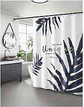 ZHENG Weighted Shower Curtains Shower curtains,