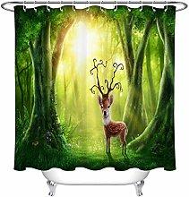 zhenshang Fairytale forest magical deer shower