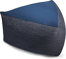 ZHEYANG Chairs Reading Chair Bean Bag Lazy Couch