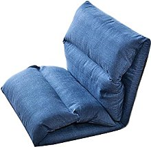 ZHEYANG Chairs Reading Chair Foldable Lazy Sofa