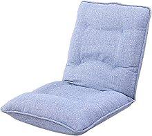 ZHEYANG Chairs Reading Chair Lazy Sofa, Cushion,