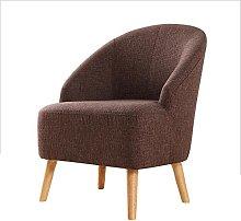 ZHEYANG Chairs Reading Chair Lazy Sofa, Nordic