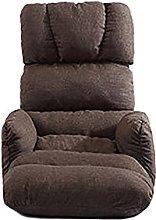 ZHEYANG Chairs Reading Chair Lazy Sofa, Single