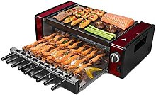 ZHEYANG Indoor Barbecue 1200W Grill Outdoor and