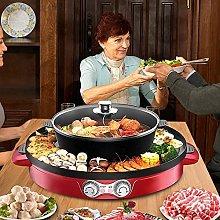 ZHEYANG Multi-Function Smokeless Electric Hot Pot