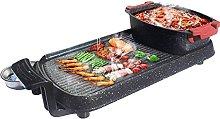 ZHEYANG Multifunctional hot Pot Electric Barbecue