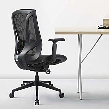 ZHHk Ergonomic Office Desk Chair with Breathable