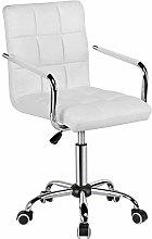 ZHHk Office Computer Desk Chair,Mesh Office Chair