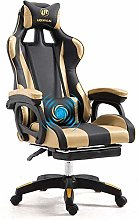 ZHHk Weew PC Racing Gaming Chair Office Chair
