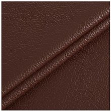 ZhHOME 1.38×0.5m Faux Suede PU Leather Fabric For