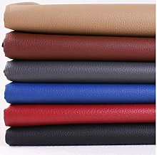 ZHhome Faux Leather Fabric Faux Leather Soft Feel