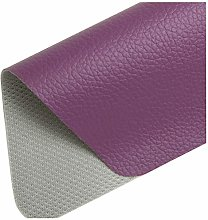 ZHhome Faux Leather Soft Feel Material by the