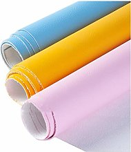 ZHhome PU Fabric Leather 138 X 100 Cm, Leatherette