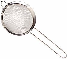 Zhi Zhi Stainless Steel Filter Spoon Mesh Colander