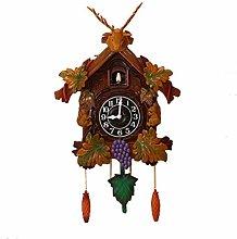 Zhicaikeji Cuckoo Clock Clocks Cuckoo Wall Clock