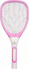 Zhicaikeji Electric Mosquito Swatter LED Electric