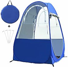Zhicaikeji Shower Tent Portable outdoor shower