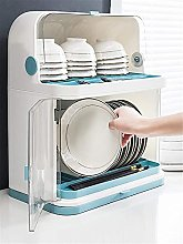 ZHICHUAN Dish Drainer,Dish Rack with