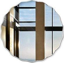ZHICHUAN Frameless Bathroom Mirror Wall Mounted