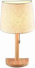 ZHICHUAN Japanese and Korean Table Lamp, Solid