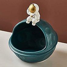 ZHICHUAN Nordic Astronaut Ashtray Storage Ceramic