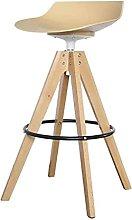 ZHICHUAN Nordic Light Bar Chair Simple Net Red Bar
