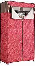ZHICHUAN Portable Wardrobe Closet Dust-Proof