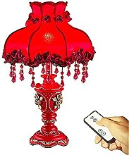 ZHICHUAN Table Lamp Retro Table Lamp Family Table