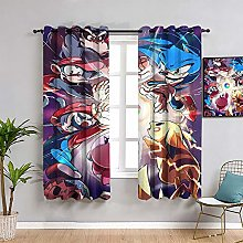 ZhiHdecor Pokemon Sonic Mario anime Room