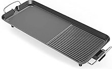 ZHIQIANG Electric Griddle Multipurpose Non-Stick