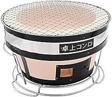 ZHIRCEKE Japanese-style charcoal grill,