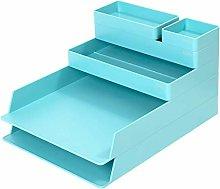 ZHITENG Desk Storage Organizer Shelf Freely