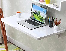 ZHITENG Household Wall-Mounted Computer Desk -