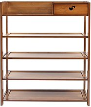 Zhivafip Show Cabinet Stand Multi-Layer Shoe Rack