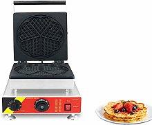 zhixiu® Commercial Waffle Maker Heart-Shaped