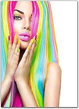 zhizunbao Modern Fashion Beauty Art Canvas