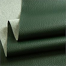 ZHJBD Litchi PU Leatherette Faux Leather Textured